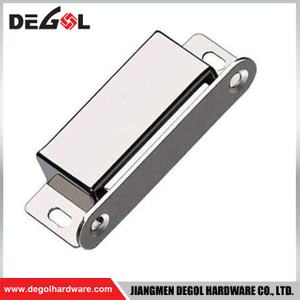 Stable hot sale stainless steel magnetic door catch