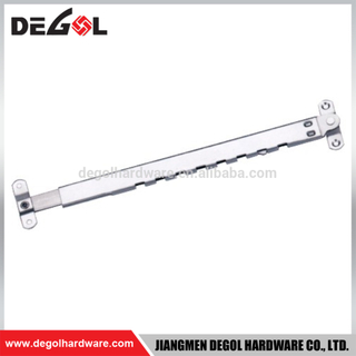FSS1010 Stainless steel multipoint telescopic window casement friction hinges