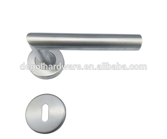Poland hot style stainless steel sensitive led light handle for door