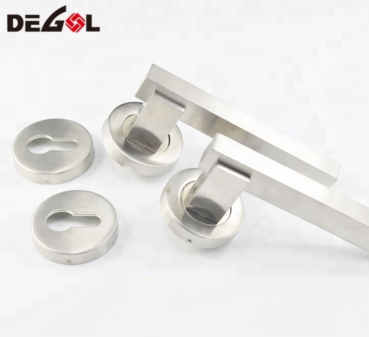 China double exterior doors locks industrial door handles and locks