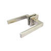 Stainless steel tube apartment quality door handle