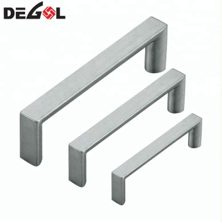 America hot sale high quality stainless steel kitchen fancy cabinet handles drawer pulls