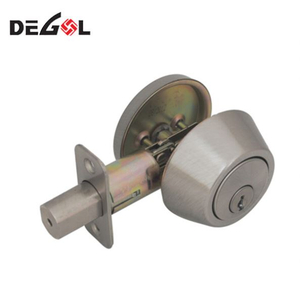 Best Price Mortise Deadbolt Lockset Types For Sliding Door