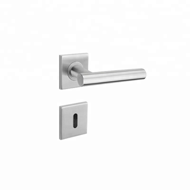 New design stainless steel internal square door handles