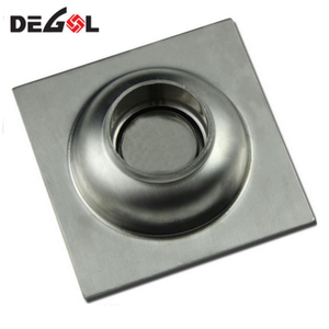New Garage Floor Drain Stainless Steel Cover