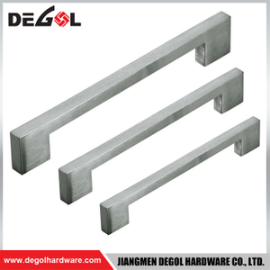 FH122 Best Selling Luxury Stainless Steel Universal Furniture Wardrobe Cabinet Pulls