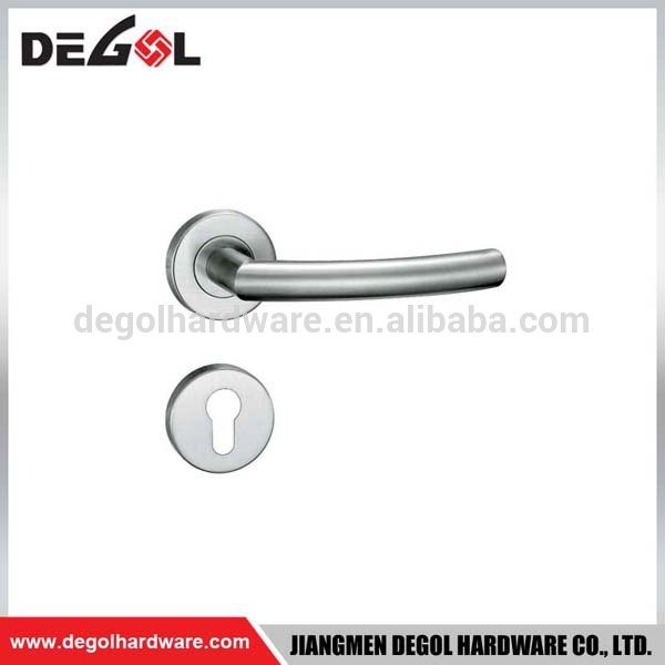 On Rosette Dummy Door Handle