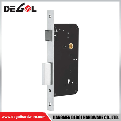3585 4085 4585 5085 6085 Double Latch Black Mortise Lock