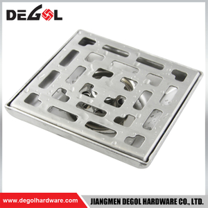 Good Quality Gold Hinged Swimming Pool Floor Drain Cover Plastic