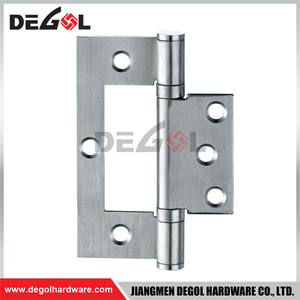 DH1002 Stainless Steel Flush Door Hinges for Wooden Door