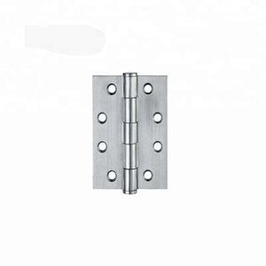 Durable separable satin stainless steel door butt hinge
