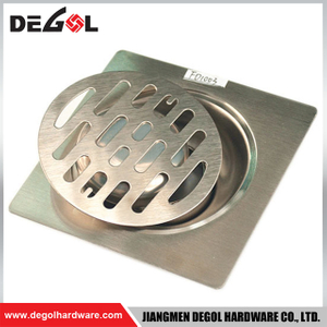 Hot Selling Basement Garage Floor Decorative Drain Covers Drains