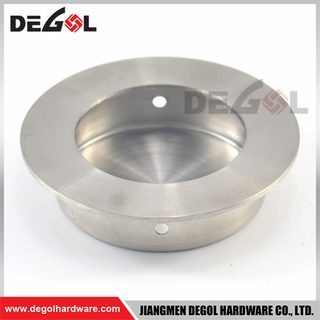 FH131 Space Saving Hardware Stainless Steel Hidden Handle for Furniture