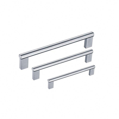 Luxury Chinese wholesale stainless steel cupboard furniture drawer pulls handles
