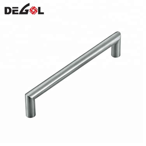 Metal T bar furniture pull handle for cabinet kitchen