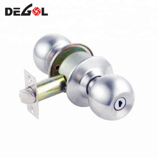 New modern double handle office door security lock