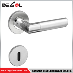 LH1127 Wholesale stainless steel lever degol door handle lock