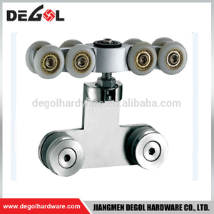 hanging ball bearing sliding door wheels