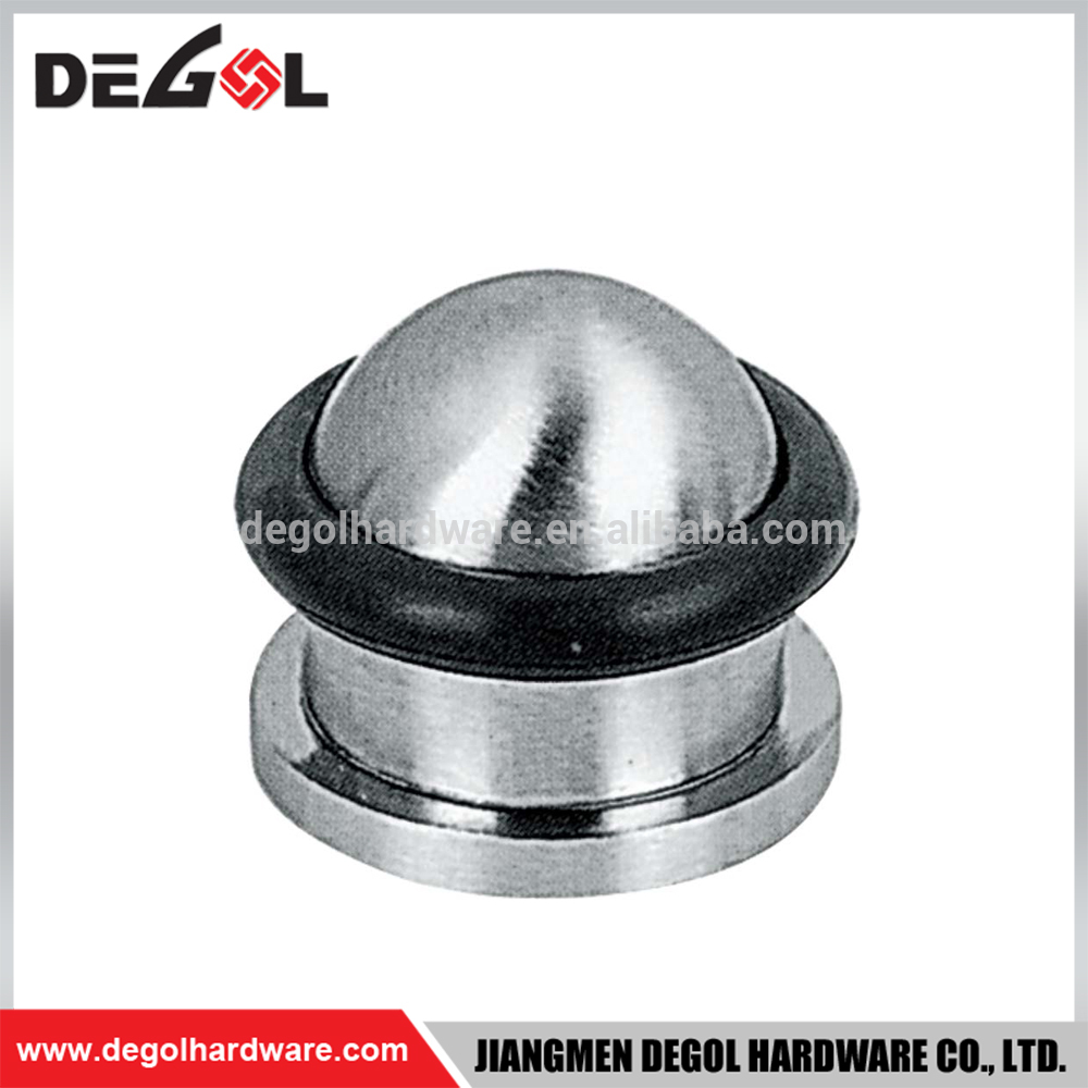 Zinc alloy kitchen cabinets door stopper types