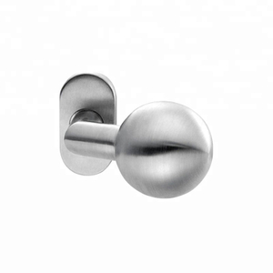 China wholesale heat resistant tube type stainless steel door ball knob