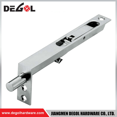 DB1003 concealed sliding stainless steel door safety bolt