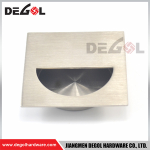 FH127 Stainless Steel Concealed Furniture Handles
