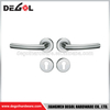 Stainless Steel Tube Plastic Lever Door Handles