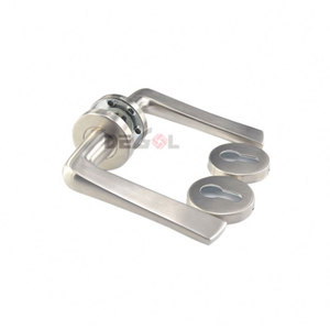 New design stainless steel residential apartment solid lever the door handle