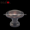 Classic style zinc alloy brush nickel furniture wardrobe cabinet dresser ball knobs furniture pull knobs