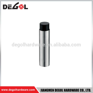 Stainless steel tube door stopper for hotel use