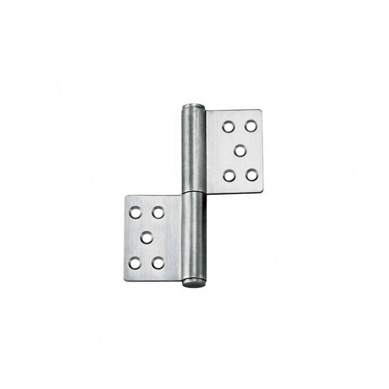 Portugal Sus304 304 Stainless Steel L Hinge Door Pivot Hinges