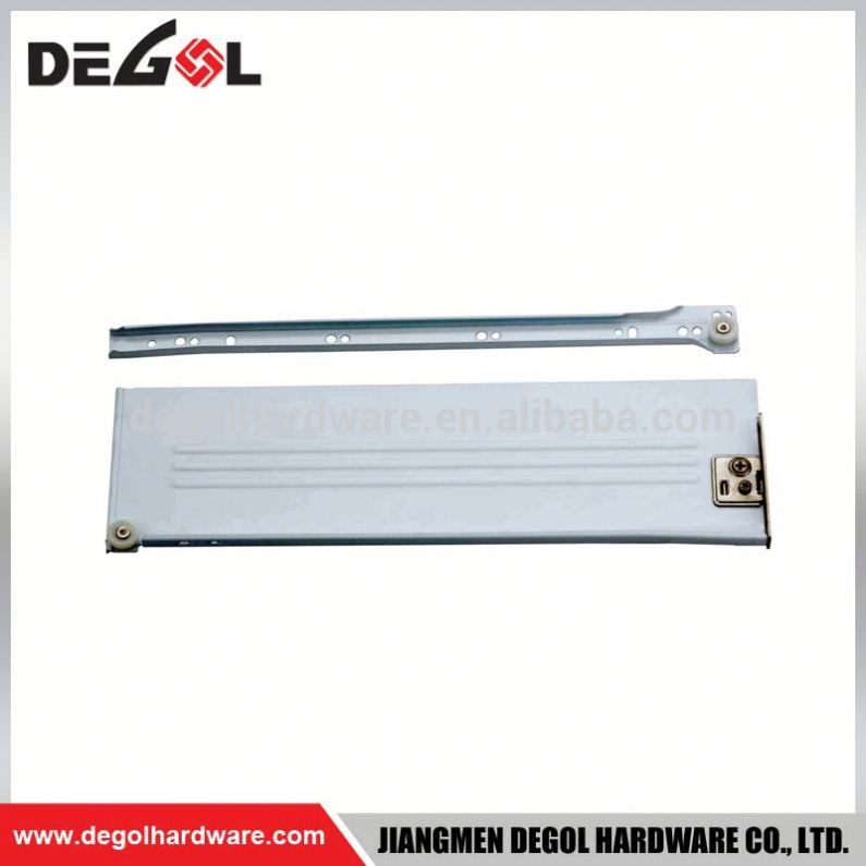 Best Selling Products Plastic Metal Box Drawer Slide Production Line