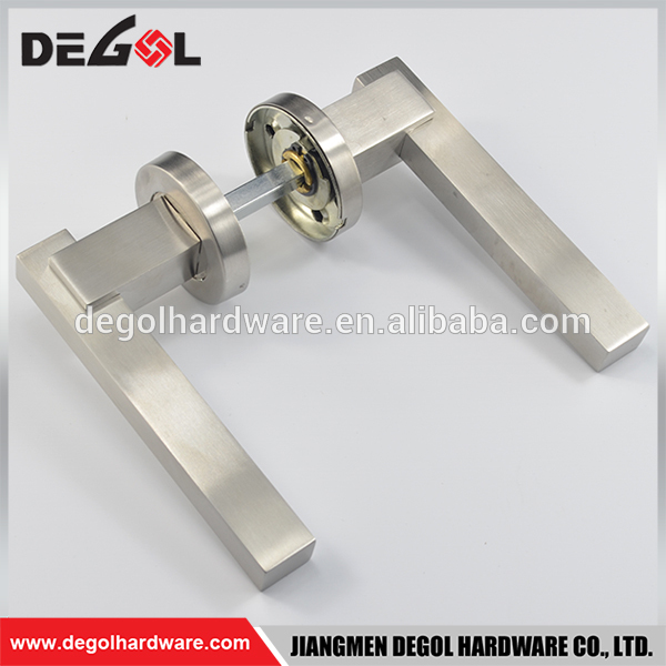 Stainless Steel Hollow Door Handle