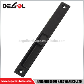 Hot sale black high security vertical casement aluminium window sliding lock