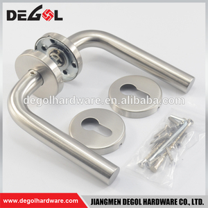 Morden Stainless Steel 201/304 Door Lever Handle