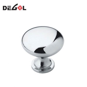 Satin Nickel Zinc Alloy Cabinet Handle
