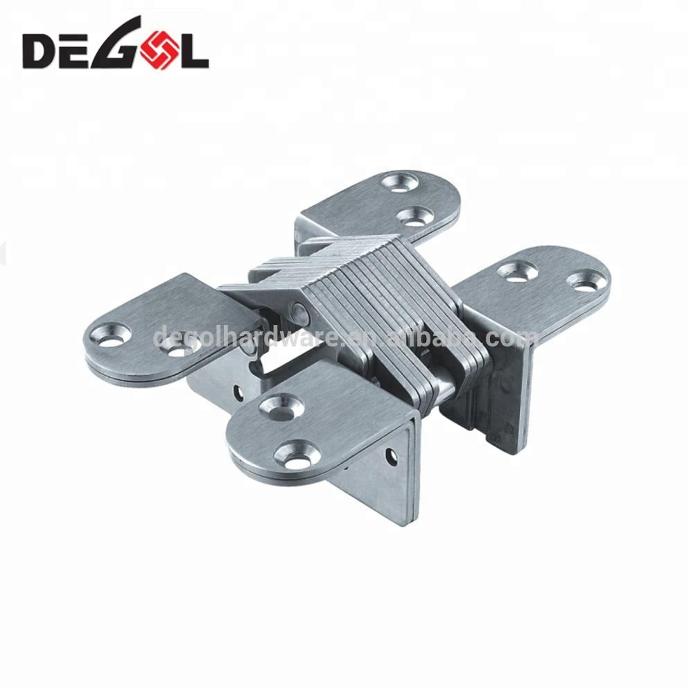201/304 Stainless steel durable 180 degree cabinet concealed hinge