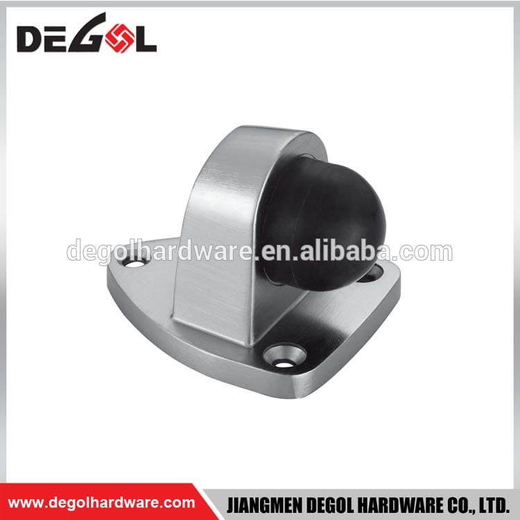 Factory price Top selling High quality Zinc Alloy /Stainless steel 201 floor door stopper