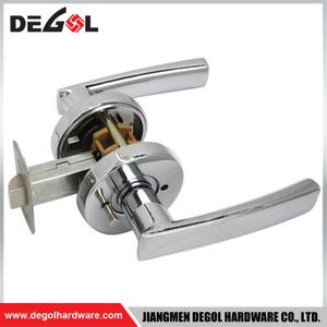 New Modern Zinc Alloy double swinging tubular cylinder locks
