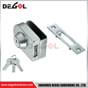 GL1016 Commercial frameless glass door patch lock