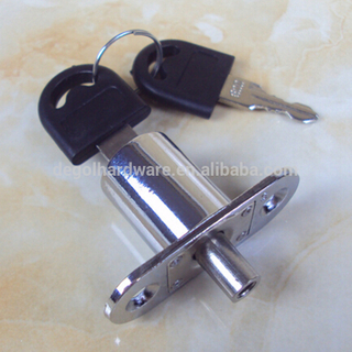 Zinc alloy furniture metal cabinet door lock