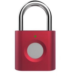 Factory Smart Keyless USB Rechargeable Fingerprint Lock