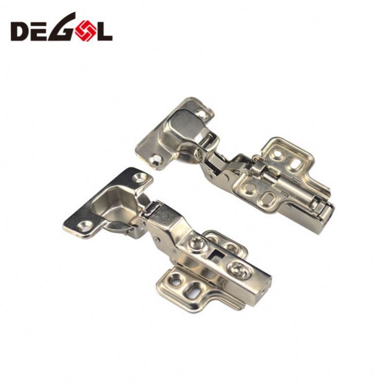 Best selling High quality self closing hydraulic kitchen cabinet insert concealed hinges