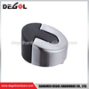 Zinc Alloy Chrome Finish Stainless Steel Door Stop