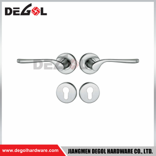 Newest good quality modern door handles for interior doors , european interior doors handles