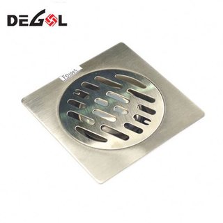 New Stainless Steel Floor Drain Cover