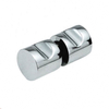 High Quality Double Cylinder Sided Washroom Bathroom Door Lock Knob