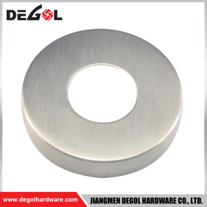 WC Type ROUND STAINLESS STEEL ESCUTCHEON