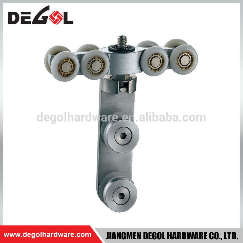 Low MOQ restricted Hanger roller wheel