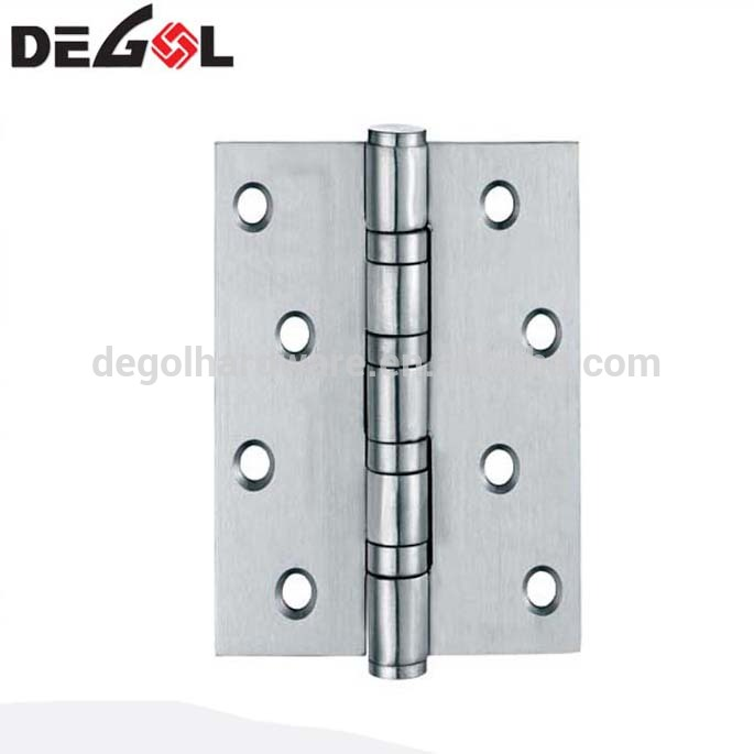 Hot sale stainless steel rust proof loaded pivot adjustable spring door hinge
